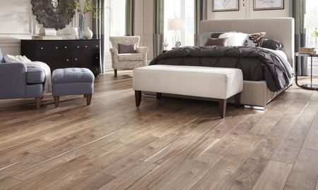 Flooring Series: Not Your Grandma's Vinyl